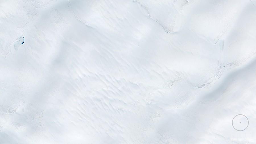 Ледники в Гренландии. Июль 2014 года