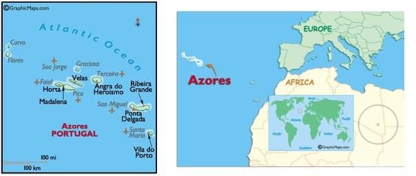 Азорские пирамиды