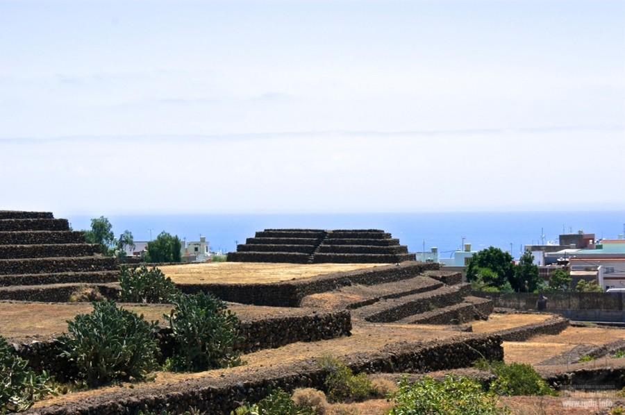Пирамиды на Тенерифе