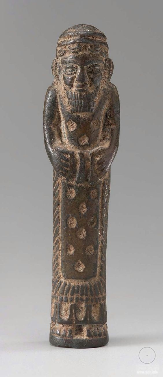 Votive figure Near Eastern, Anatolian, Neo-Hittite, Iron Age, Early first millennium B.C. Anatolia, Turkey