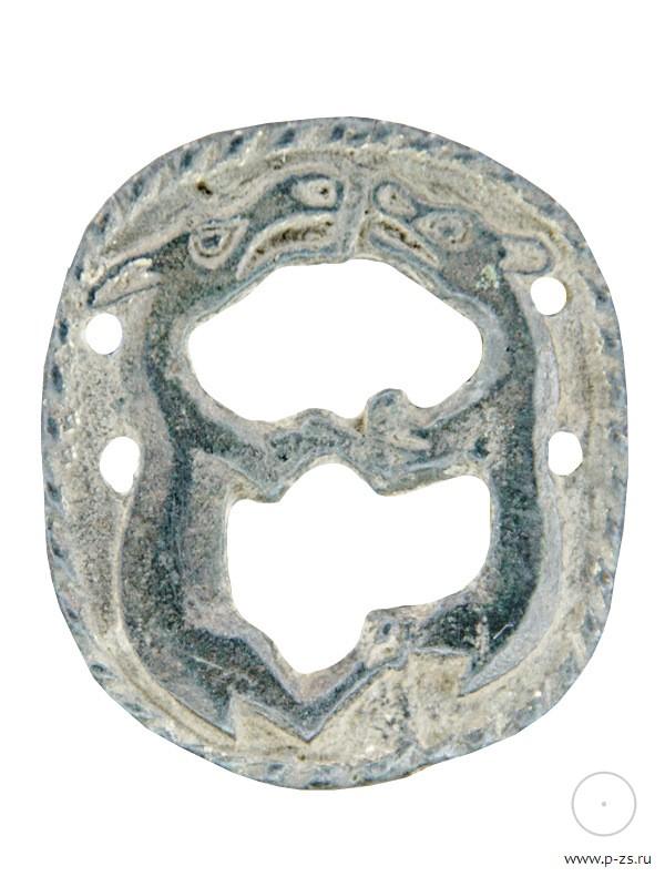 Пермский звериный стиль, указание на боковые животные сущности человека