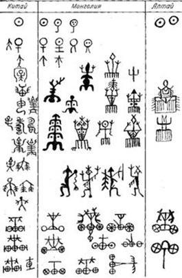 Петроглифы 6 жучок