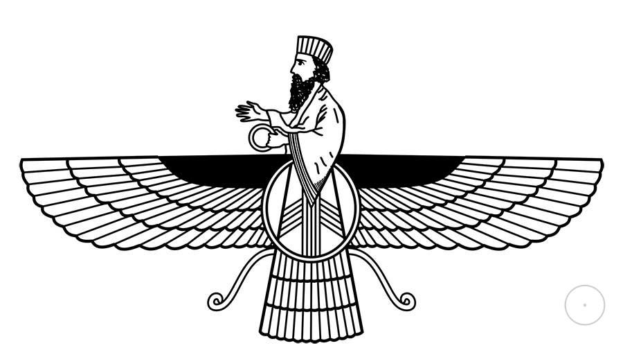 Ахура Мазда