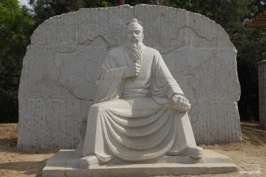 Хуан Ди, Желтый император