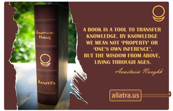 Allatra Book in English