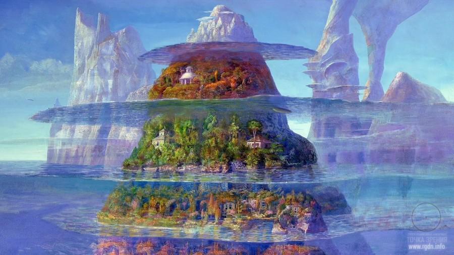 мировая гора Меру