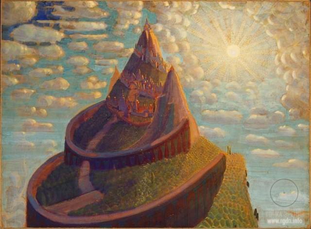 гора Меру, Алтын-ту