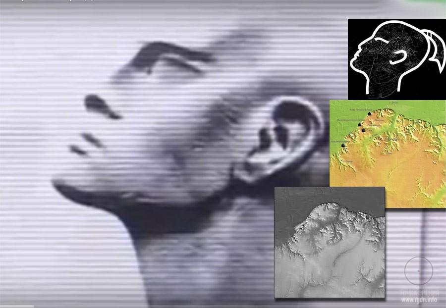 голова Осириса, киев