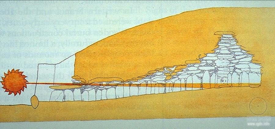 Newgrange Ньюгрейндж