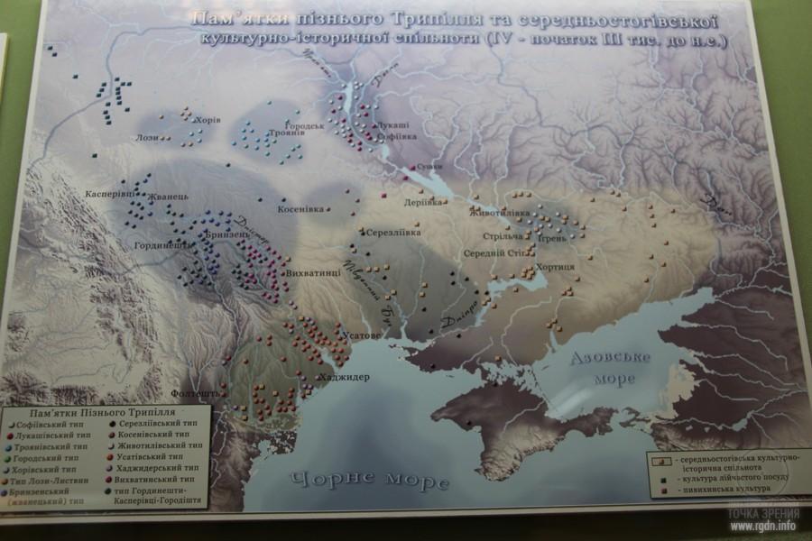 трипольская цивилизация
