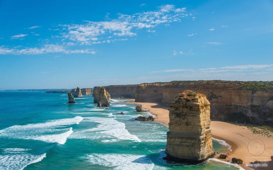Австралия, мифы