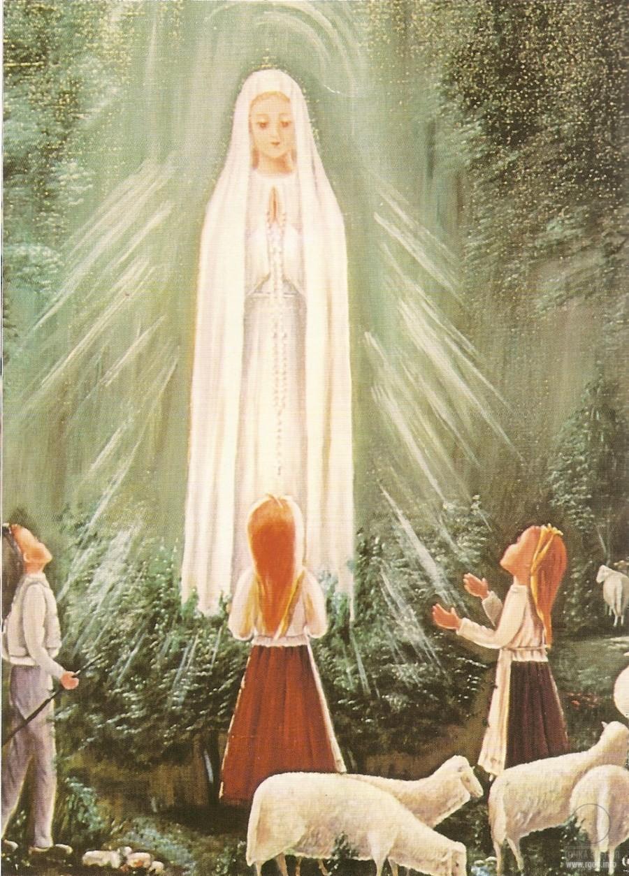 Явление Девы Марии в Фатиме