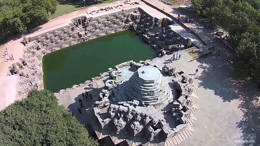Храм Солнца в Модхере