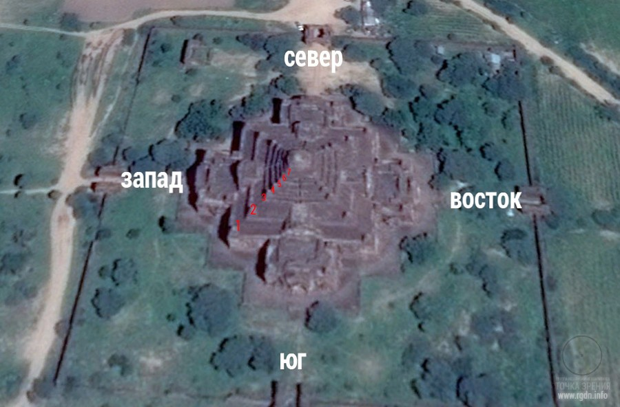 пирамида Багана