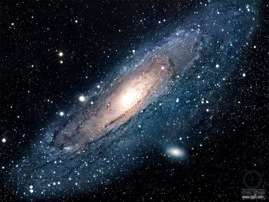 звездная галактика