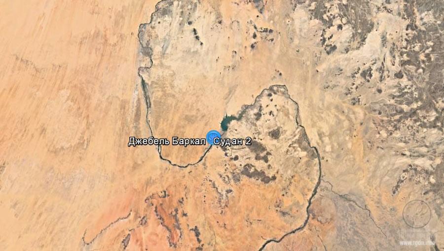 Пирамиды Нубии, Судан