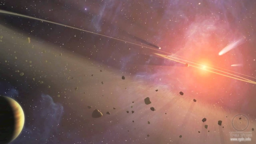 Астероидный пояс Койпера