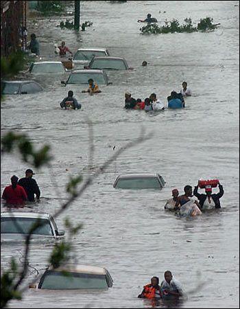 последствия урагана Катрина, Новый Орлеан