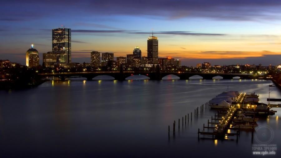 Новый Орлеан, фото, вечер