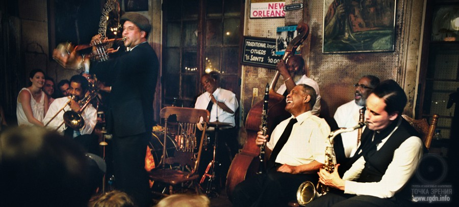 Новый Орлеан джаз