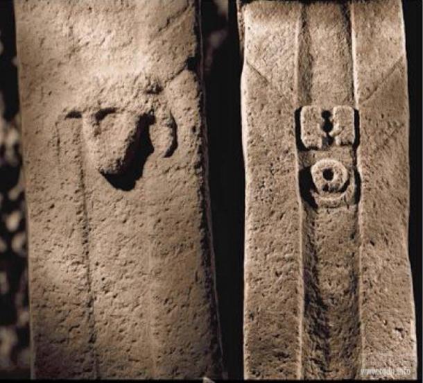 Абстрактные знаки на колоннах Гёбекли-Тепе