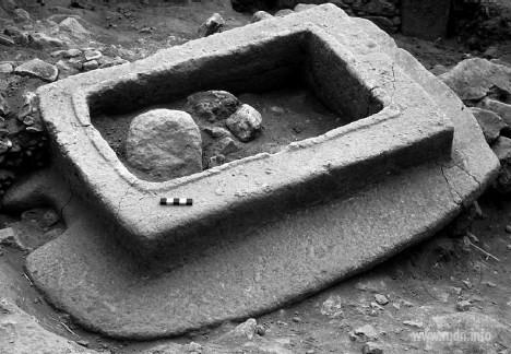 Каменный портал. Сооружение В Гёбекли-Тепе