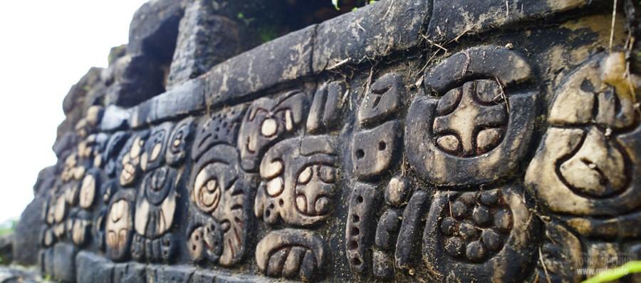 Караколь,Хуш-Вица,пирамиды Мексики