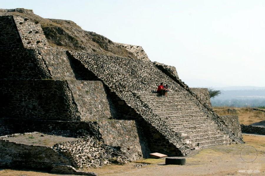 Пирамида Утренней Звезды (Толлан), мексиканские пирамиды майя