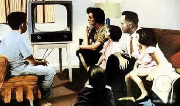 дьявольское телевидение