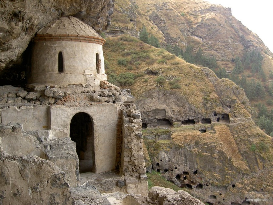 храмы Иверии