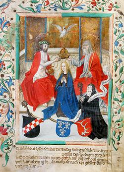 Коронация Марии
