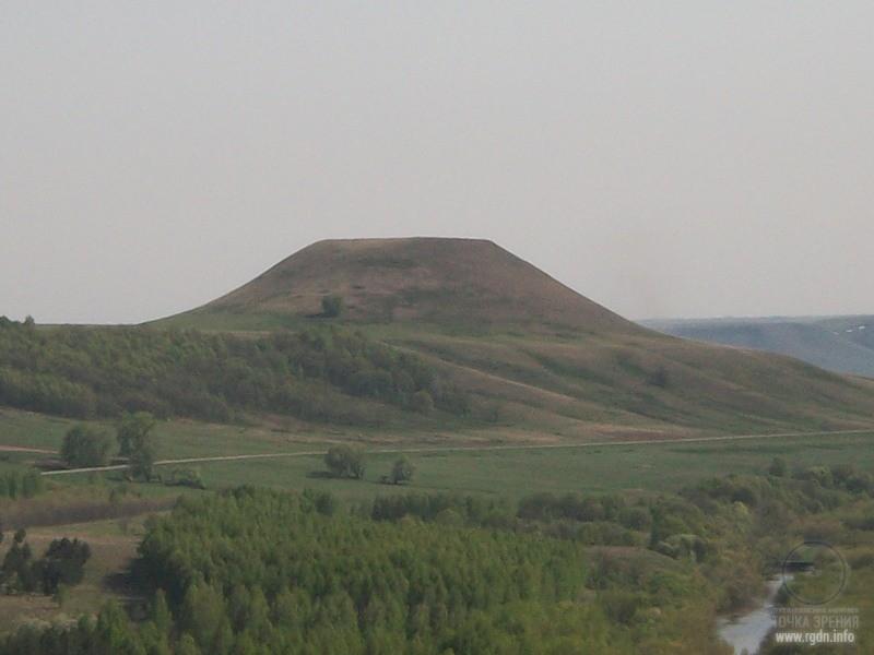 Чатыр-Тау. Республика Татарстан.