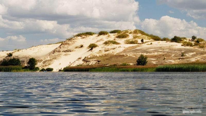 Лысая гора (г. Ржищев, Киевская область, Украина)