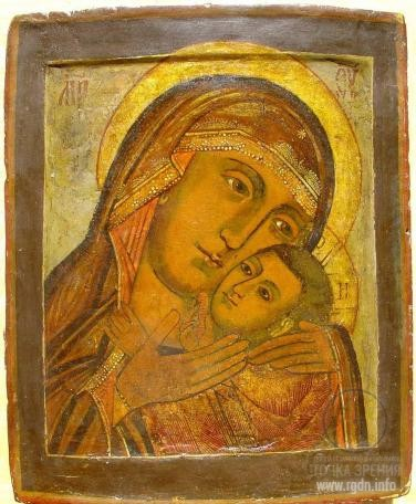 Корсунская икона Божией Матери.