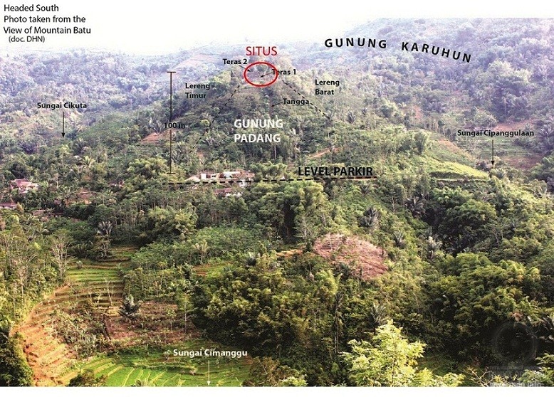 Gunung Padang Гунунг Паданг фото