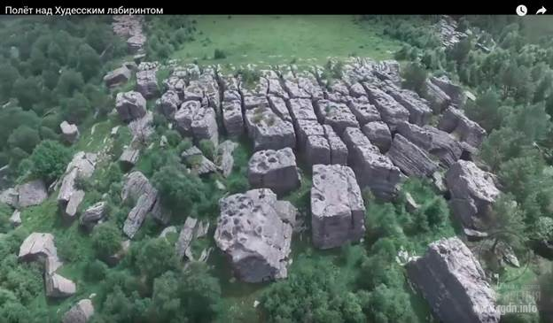 Худесский лабиринт, Кавказ, Карачаево-Черкессия