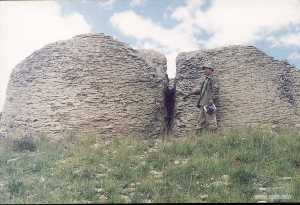 гора Тузулук