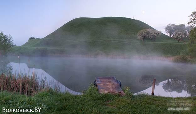 Шведская гора. Белоруссия.