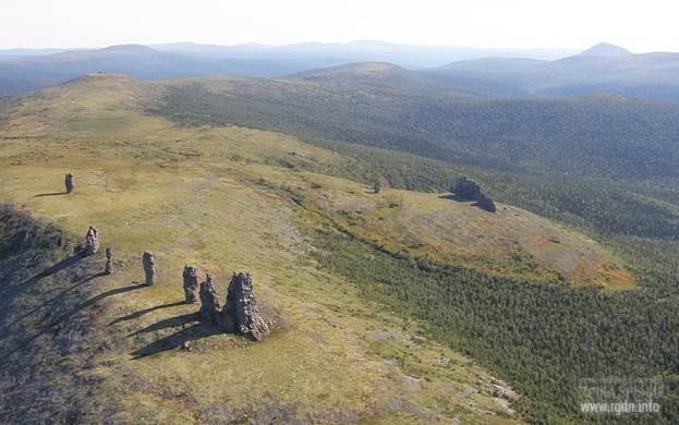 Мань-Пупу-Ньер. Республика Коми