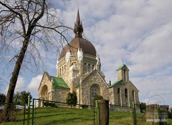 Церковь Вознесения. Львов, Украина