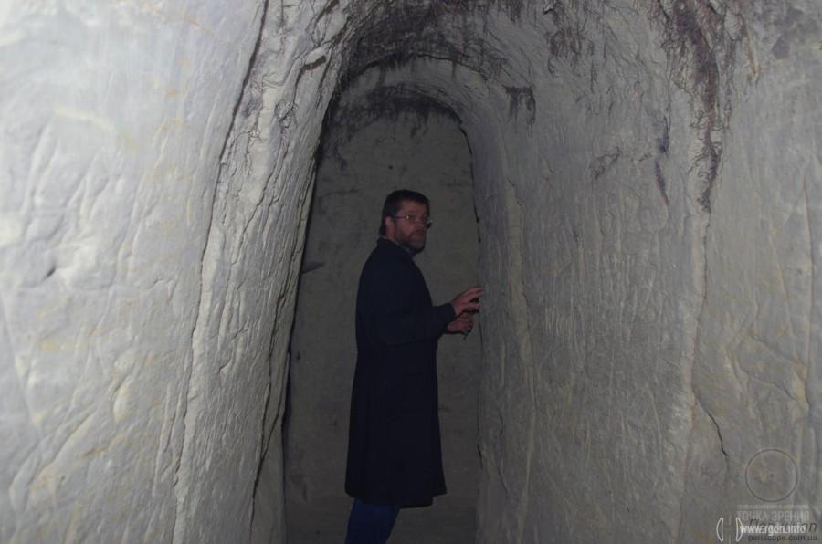 Гнилецкие пещеры Церковщина