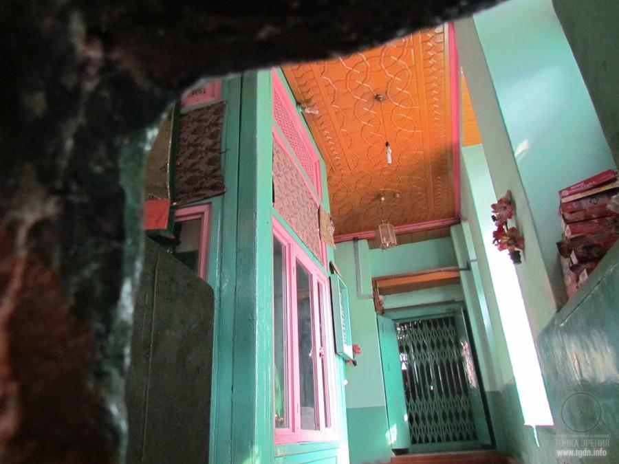 Роза Бал, мавзолей, гробница Иисуса Христа в Кашмире