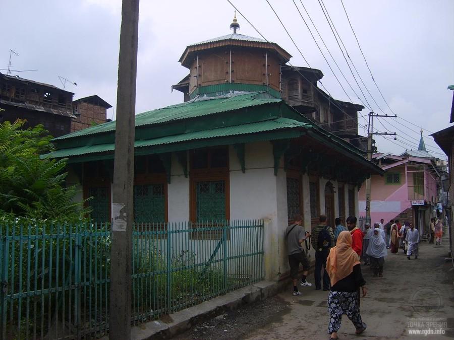 Розабал, гробница Иисуса Христа в Кашмире