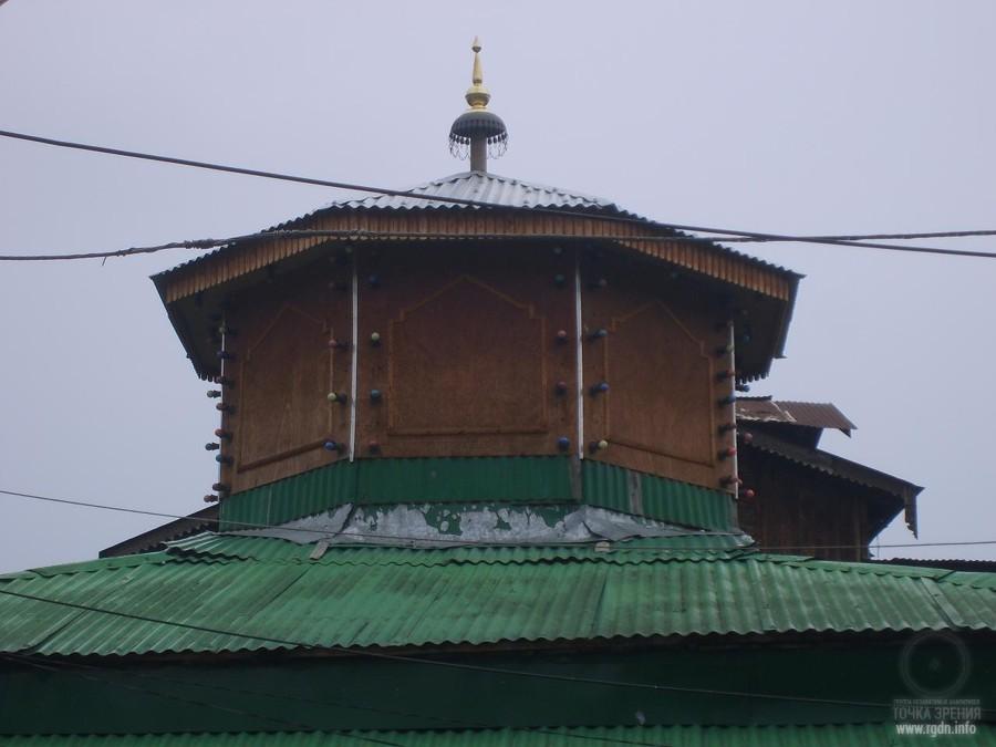 Роза Бал, гробница Иисуса Христа в Кашмире