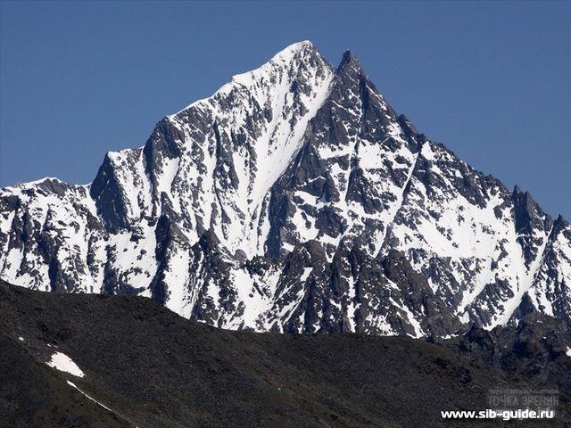 Гора Иикту, Республика Алтай, Кош-Агачский район