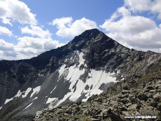 Гора Колбан, Республика Алтай