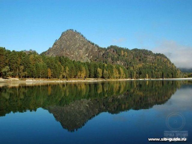 Гора Сугун-Туу (Луковая, Луковка), Республика Алтай