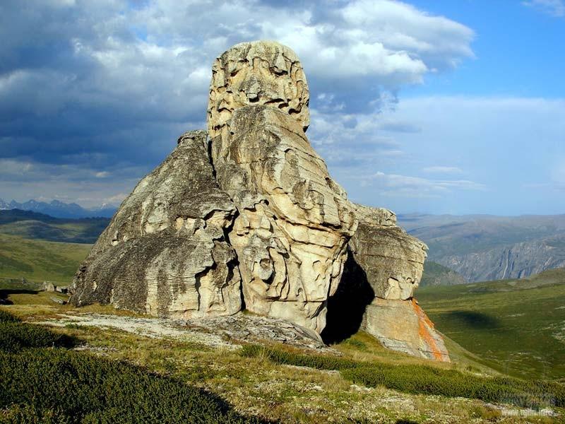 Урочище Чокпартас (Шокпартас), Республика Алтай
