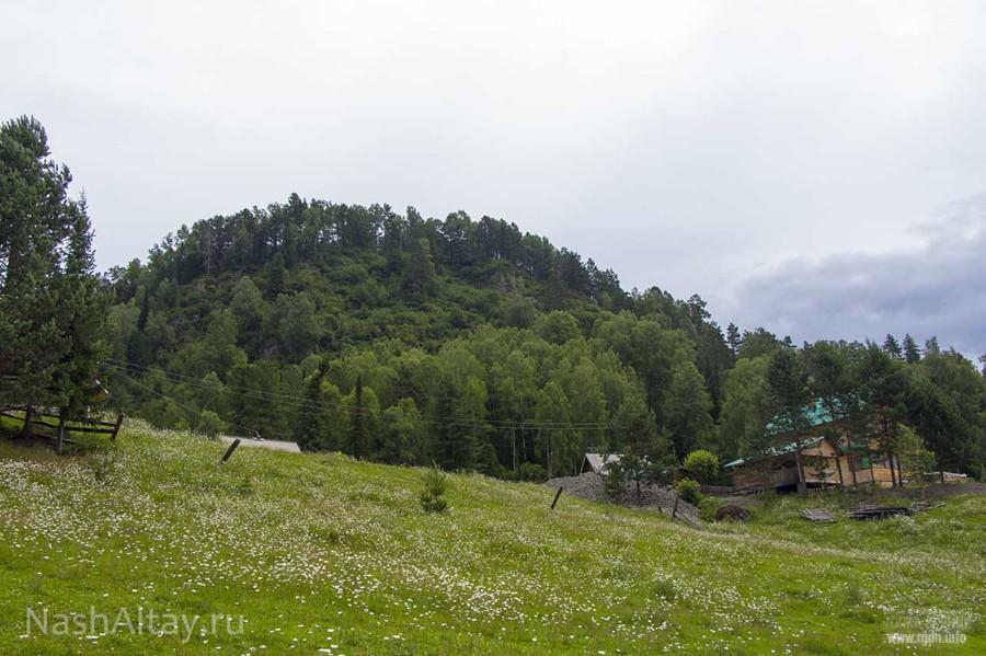 Гора Тилан-Туу (Перлу), Республика Алтай