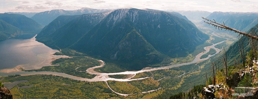 Горный массив Алтын-Туу, Республика Алтай